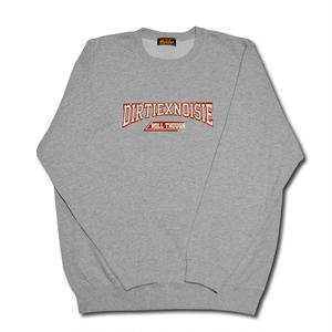 HARDEE ROLL TOUGH SWEAT CREW GRAY