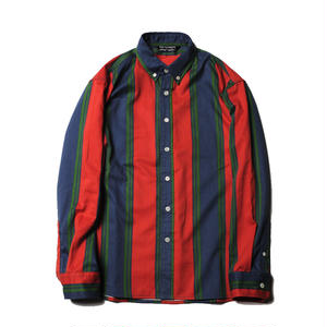 CUT RATE STRIPE B,D L/S SHIRT