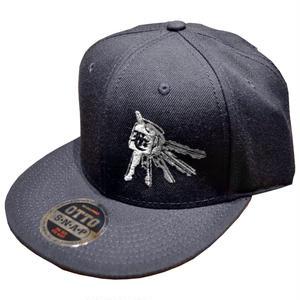 HARDEE GET A KEY SNAPBACK CAP NAVY