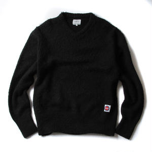 FUCT SSDD MOHAIR V NECK SWEATER BLACK #41002
