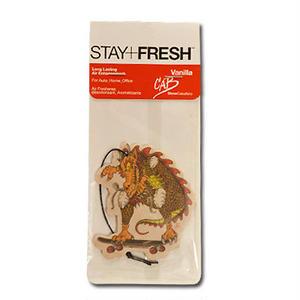 STAY+FRESH AIR FRESHENER STEVECABALLERO/VANILLA