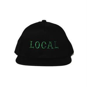 CUTRATE LOCAL CAP BLACK