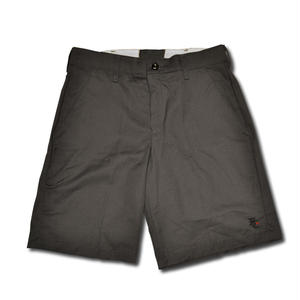 HARDEE THE KNEE SHORT PANTS CHARCOAL