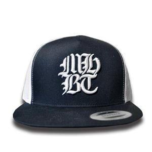 MHBT MESH CAP BLACK[MAD MHBTB]