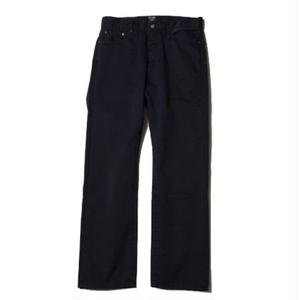 CUT RATE 5 POCKET SLIM CHINO PANTS NAVY CR-16ST060