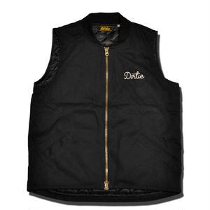 HARDEE TOUGHT VEST BLACK
