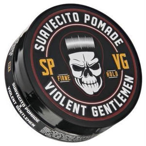SUAVECITO X VIOLENT GENTLEMEN FIRME (STRONG) HOLD POMADE