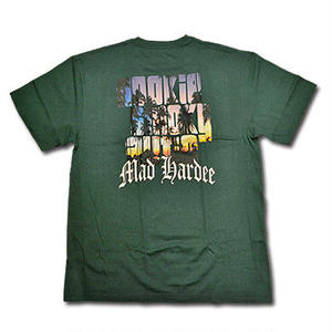 HARDEE NOOKIE T-SHIRT GREEN