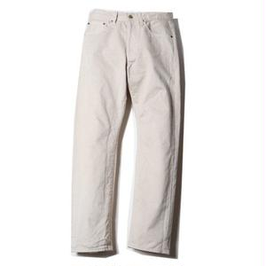 CUT RATE 5 POCKET SLIM CHINO PANTS WHITE CR-16ST060