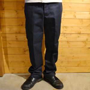 T/C TWILL CHINO PANTS NAVY[CR-15S016]