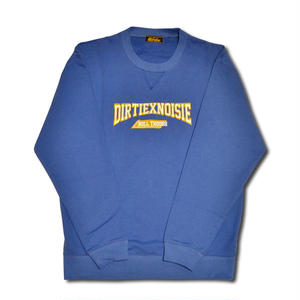 HARDEE ROLL TOUGH SWEAT CREW ROYALBLUE