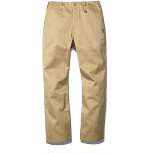 FUCT SSDD CHINO TROUSER PANTS BEIGE #6204
