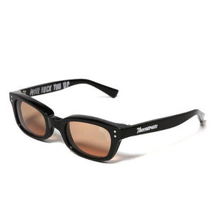 CUTRATE UNCROWD COLLABOLATE SUNGLASSES BROWN CR-17SS001UN