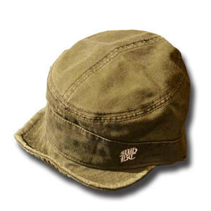 WORK CAP OLIVE[MAD W1]