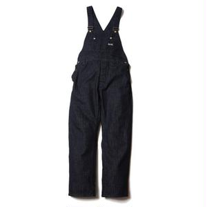 CUT RATE DENIM HERRINGBONE OVERALL INDIGOBLUE CR-16ST051