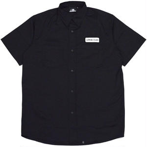 LURKING CLASS LOSER WORK SHIRT BLACK