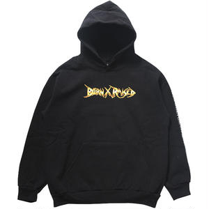 BORN X RAISED STONEY HOODY BLACK #33301