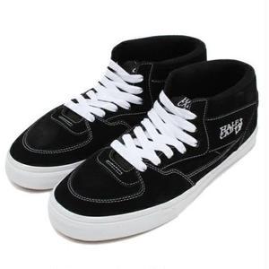 VANS HALF CAB VN000D23 BLACK/WHITE