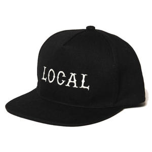 CUT RATE LOCAL CAP BLACK CR-17AW056