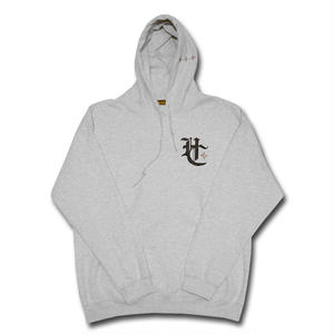 HARDEE HC+ PULL OVER HOOD ASHGRAY