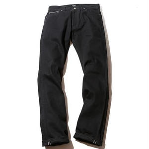 5 POCKET DENIM PANTS R.BLACK[CR-16S005]