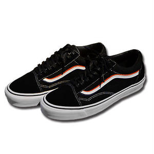 VANS BLENDS×BORN-FREE COLLOBORATION OLD SKOOL LX BLACK&STP VN0A33T8KXU