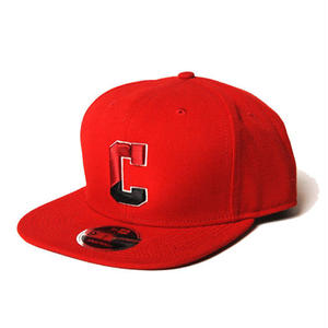 CUT RATE BASEBALL CAP RED CR-17AW025