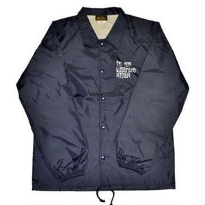HARDEE GET A KEY COACH JACKET NAVY