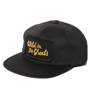CUT RATE WILD IN THE SHEETS WAPPEN CAP BLACK CR-18SS034