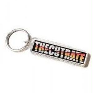 CUT RATE MAIN LOGO KEY HOLDER ORANGE CR-18AW002
