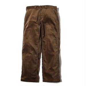 CUT RATE CORDUROY TROUSERS MUSTARD CR-16AW024
