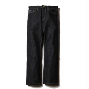 CUT RATE 5 POCKET DENIM PANTS INDIGOBLUE CR-17SS005