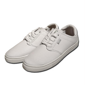 TROOPER CANVAS SHOES  ALL WHITE