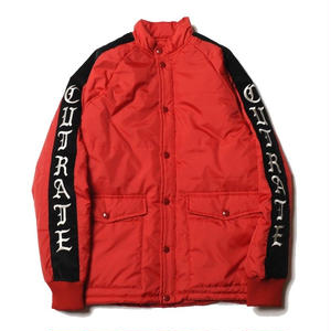 CUT RATE RACING JACKET RED CR-17AW051