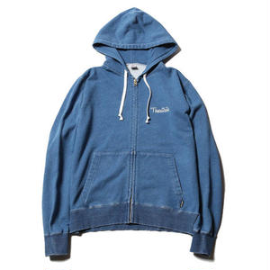 CUT RATE  INDIGO ZIP PARKA LT. BLUE CR-17SS037