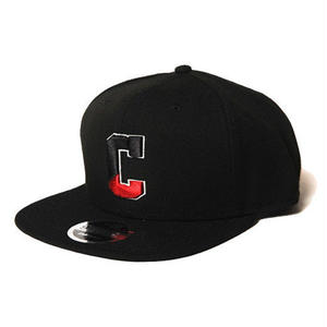 CUT RATE BASEBALL CAP BLACK CR-17AW025