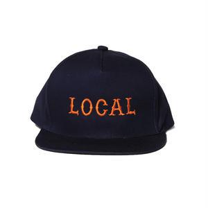 CUTRATE LOCAL CAP  NAVY