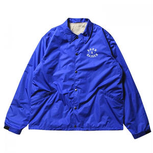BORN X RAISED THE TOWN COACH JACKET BLUE NO.35003