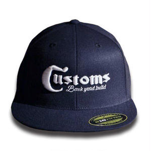 CUSTOMS 15 CAP NAVY[MADCUSTOM15]