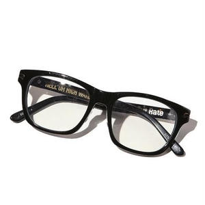CUTRATE GLASSES BLK×CLR CR16-S065