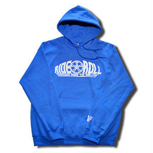 HARDEE R&R HOOD ROYAL BLUE
