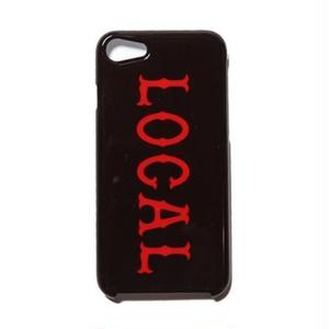 CUT RATE LOCAL iPhone CASE RED CR-17SS007