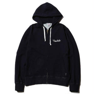 CUT RATE  INDIGO ZIP PARKA INDIGO BLUE CR-17SS037