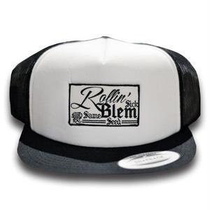 BLEM CAP BLACK[MAD BLEM]