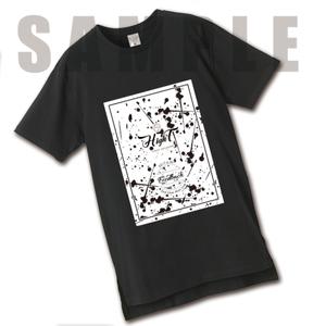 "【WEB限定】黒Tシャツ""feedback"""
