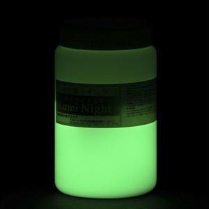 蓄光インク ルミナイト水性蓄光 1Kg