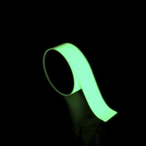 高輝度蓄光テープ ルミライン 巾25mm×1m