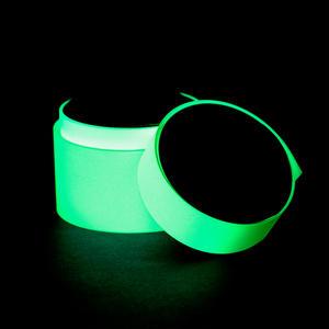 高輝度蓄光テープ ルミライン 巾50mm×1m