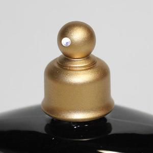 バルブアトマイザー 蕾(TUBOMI) 木の葉(KONOHA) 専用密閉栓キャップ(パープル・ダークレッド・クリアー・ブラック)※単品での購入不可