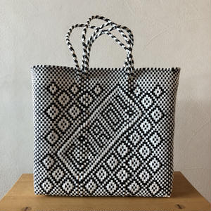 CIAO! M size Mexican Plastic Tote bag メキシカントートバッグ